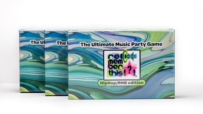 Remember This!?! Music Party Game