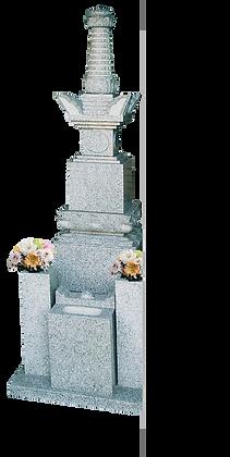 岐阜の林石材店(墓石-和型)