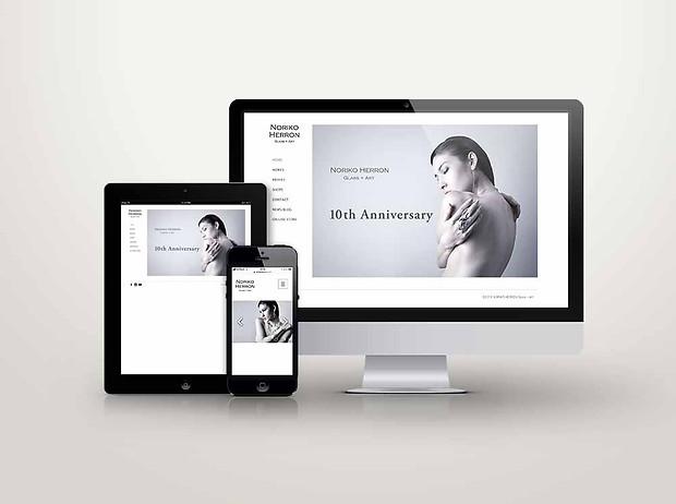 NORIKO HERRON オフィシャルサイト