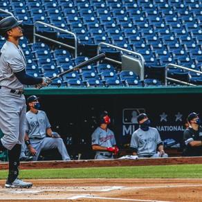 Yankees defeat Nationals in abbreviated season opener