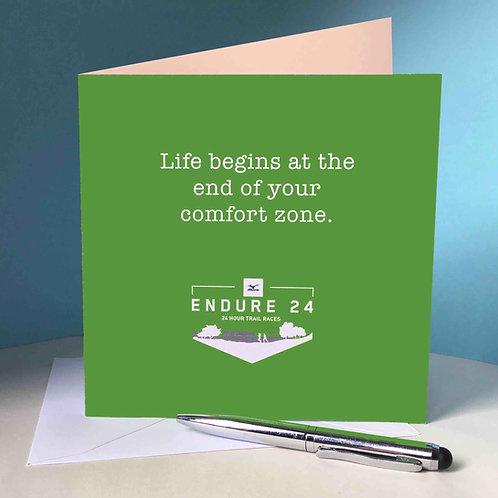 Endure 24 card