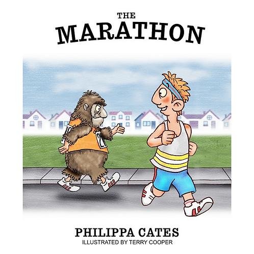 The Marathon – Book by Philippa Cates