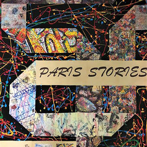 Paris Stories Book Cover