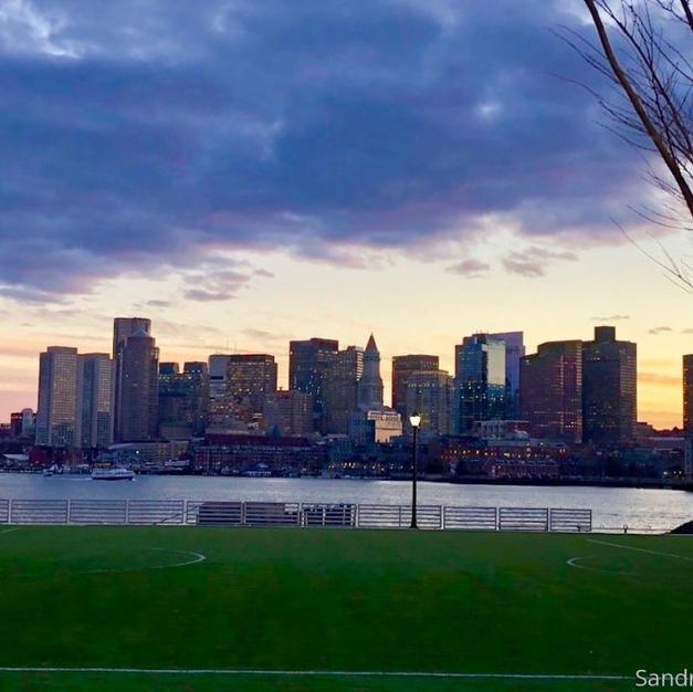 Lo Presti Park, East Boston, MA
