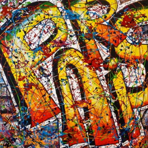Paris Street Art Party