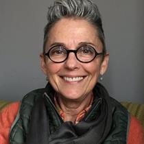 College Guild Executive Director Mary Malia
