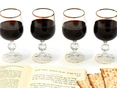 The Gospel, Part 6 (Passover)