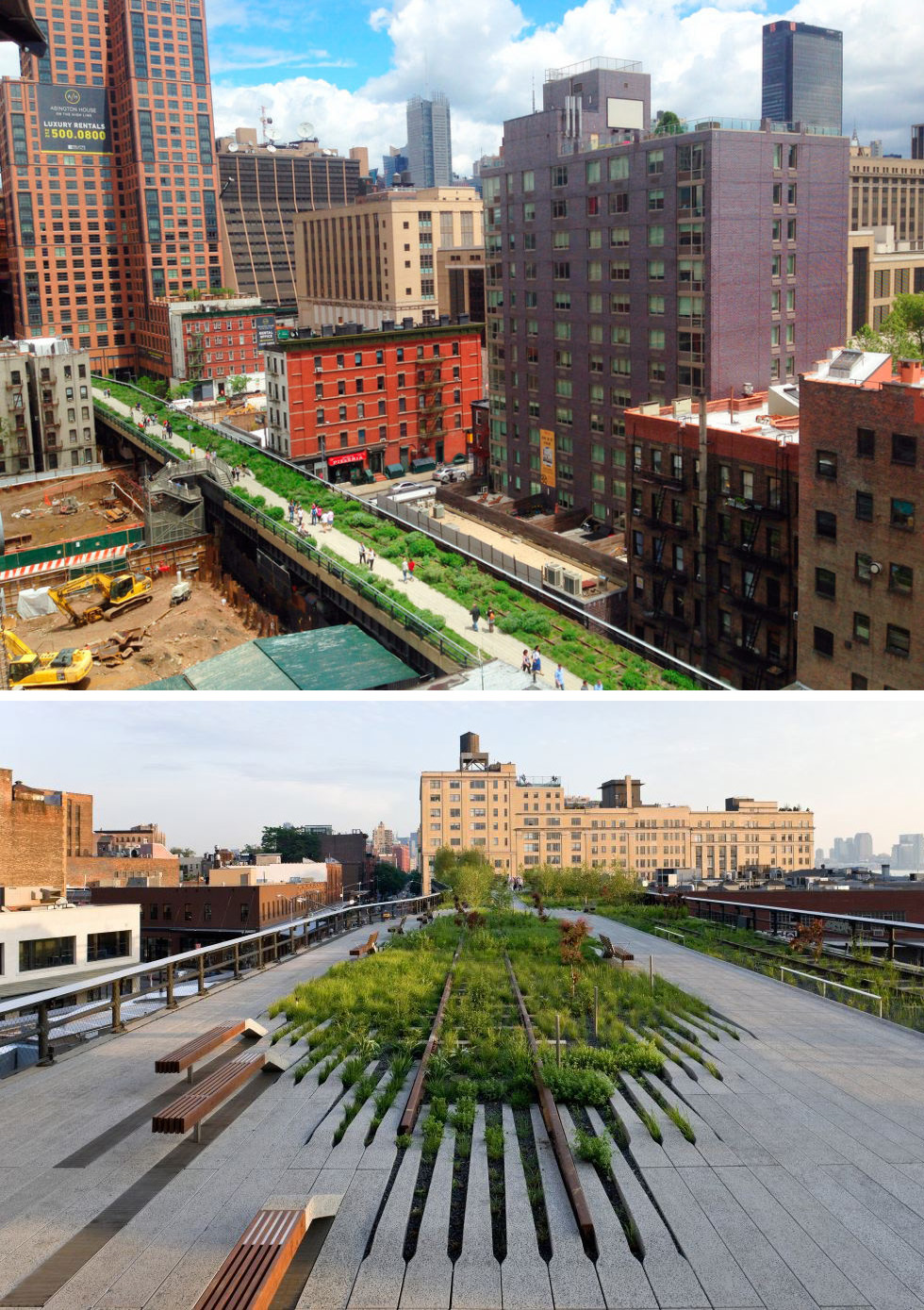High line de New-York