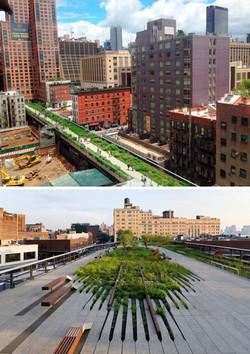 High line de New-York