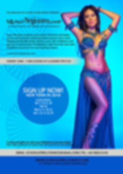 Bellydance Beginners Course Singapore