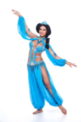 Princess Jasmine _ Angelina Tay School O