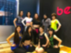 Bellydance Techniques Level 1 Class 2018 | Angelina Tay School of Bellydance Singapore