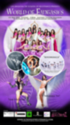 Bellydance Singapore | World of Fantasies 2018