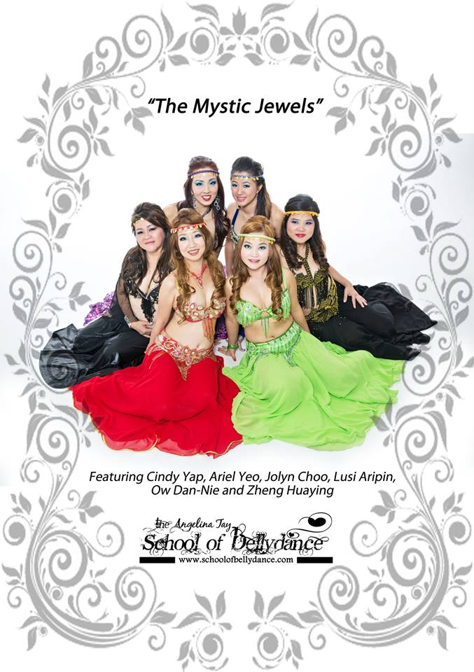 The Mystic Jewels