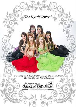 The Mystic Jewels