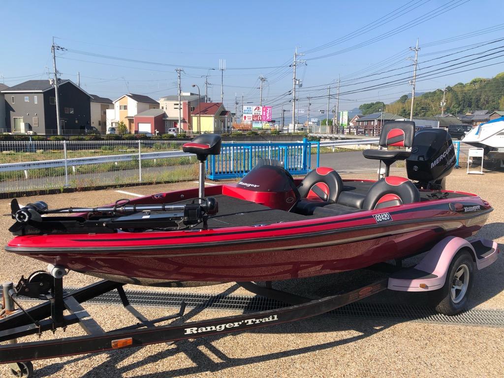 レンジャーボート正規輸入代理店バスボートジャパンIMG_6683