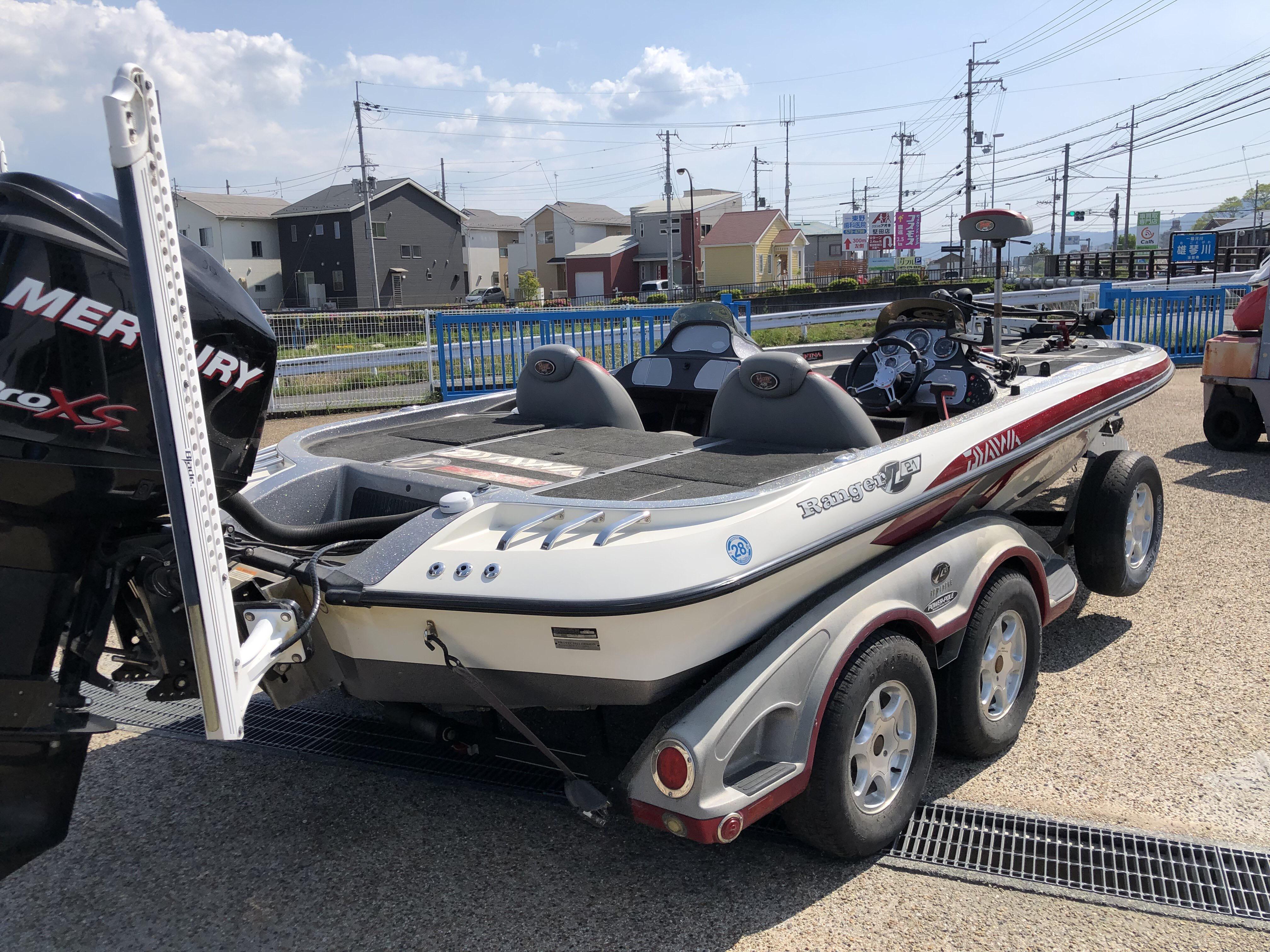 レンジャーボート正規輸入代理店バスボートジャパンIMG_4840