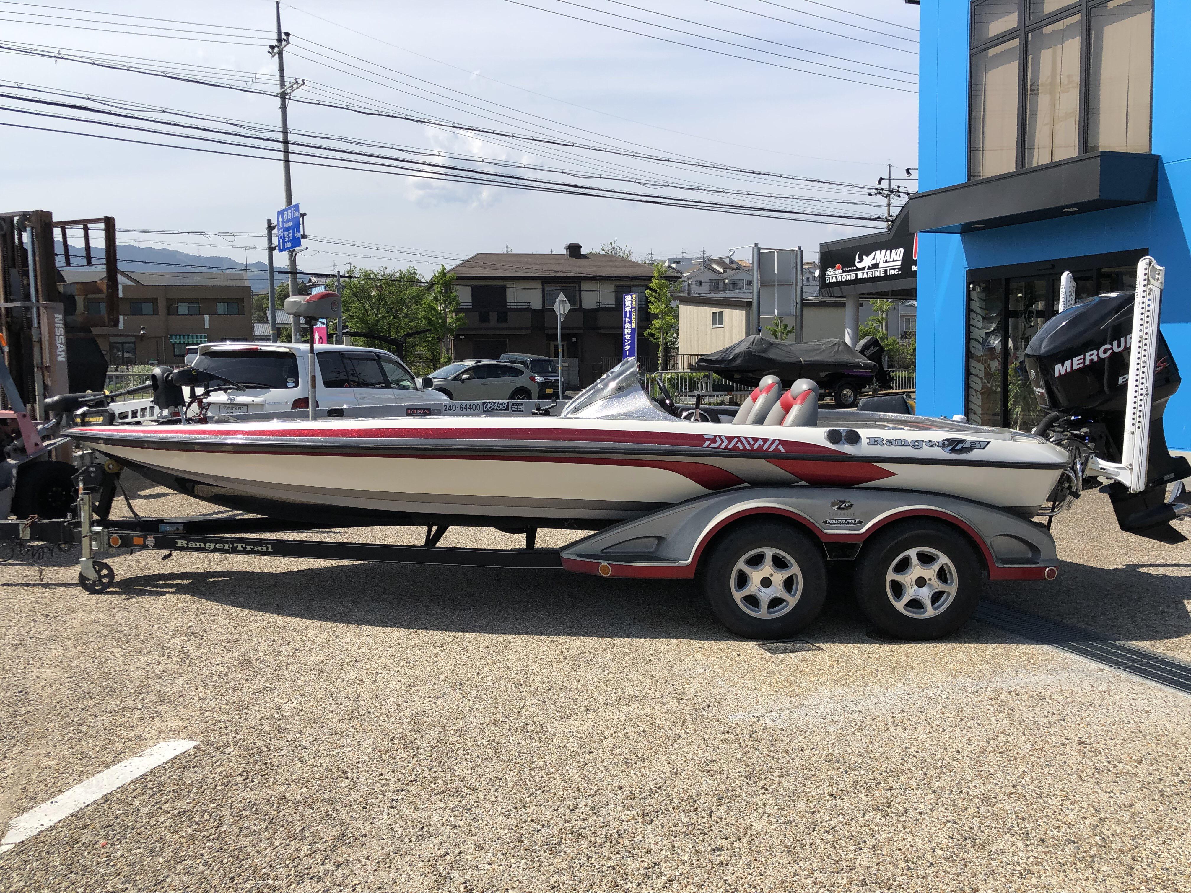 レンジャーボート正規輸入代理店バスボートジャパンIMG_4846