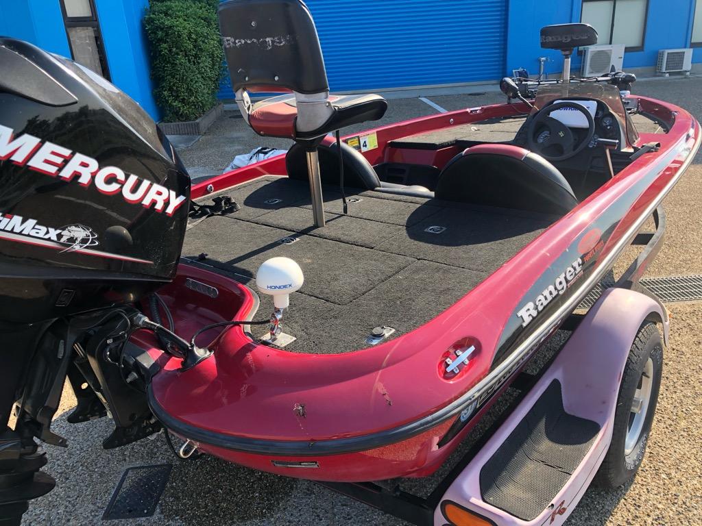 レンジャーボート正規輸入代理店バスボートジャパンIMG_6696