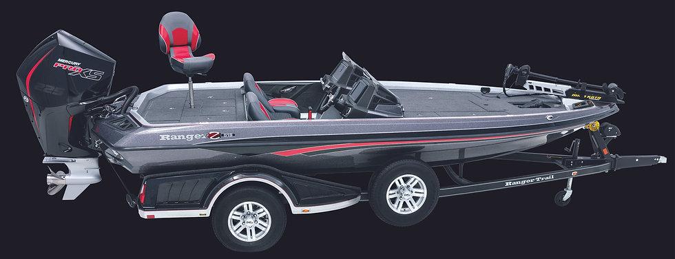 バスボート:レンジャーボートZ519:バスボートジャパンRZ51