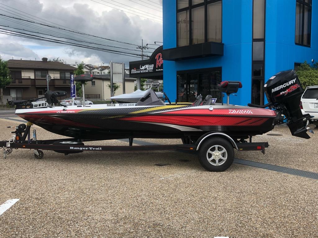 レンジャーボート正規輸入代理店バスボートジャパンIMG_6748