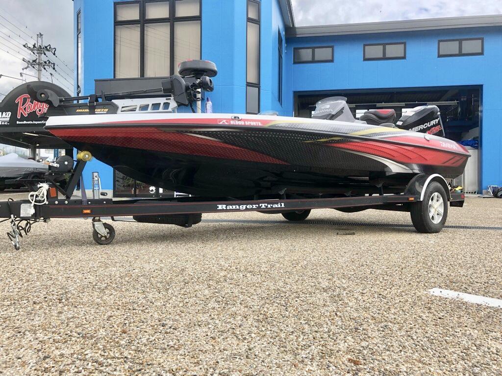 レンジャーボート正規輸入代理店バスボートジャパンIMG_6744
