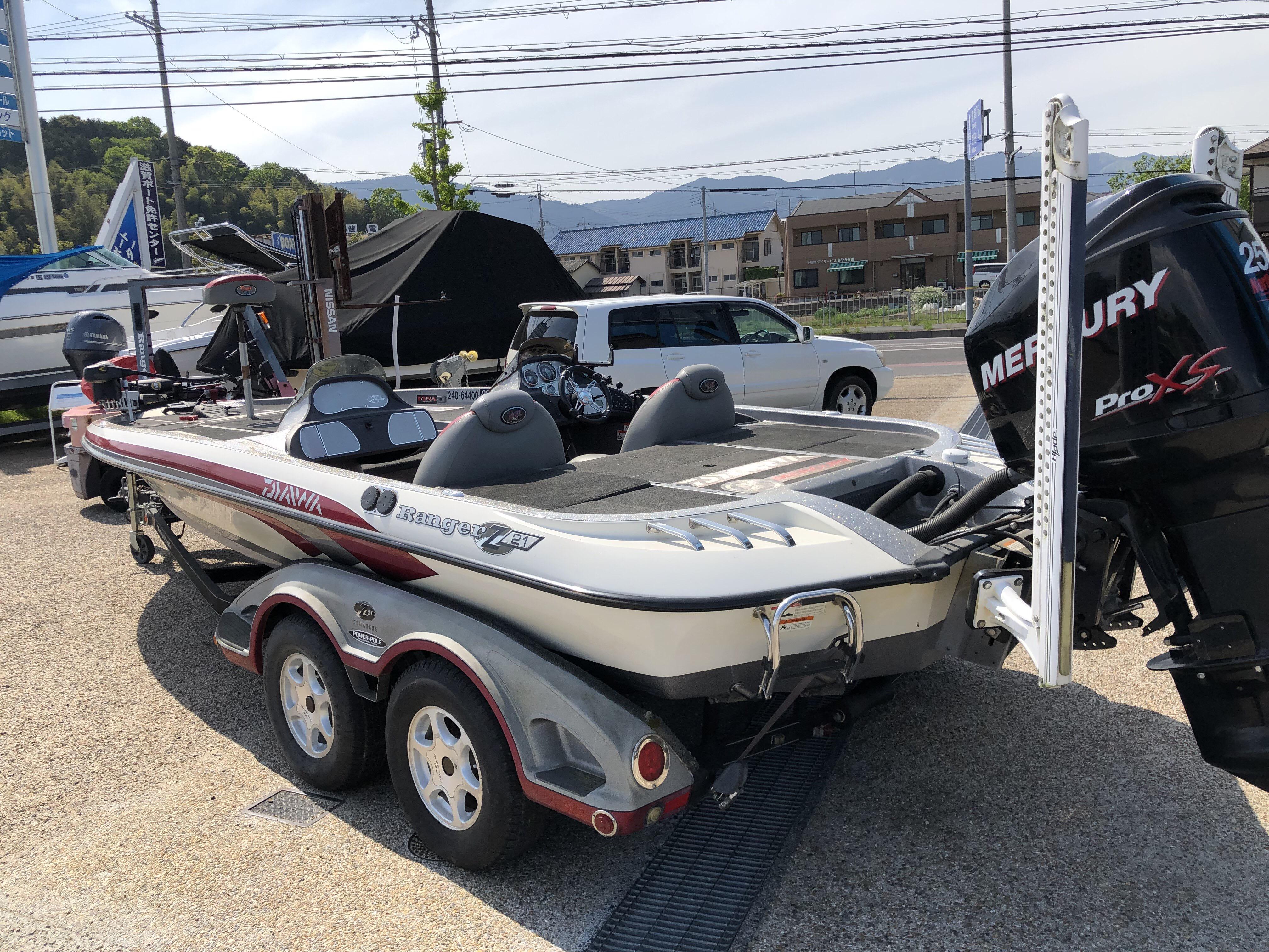 レンジャーボート正規輸入代理店バスボートジャパンIMG_4841