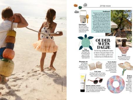 In de JAN - Magazine JANtje reizen;-)