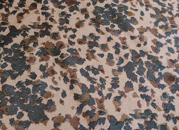 Irregular Cotton Velvet