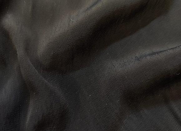 Black Viscose Marrocaine