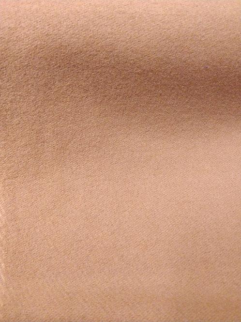 Beige - Brown Italian Wool