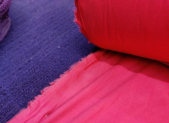 Pink 100% Cotton Sateen