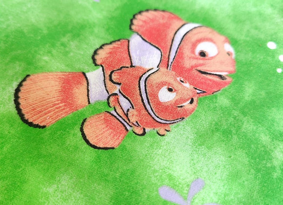 Finding Nemo 100% Cotton - 2.20 metre piece