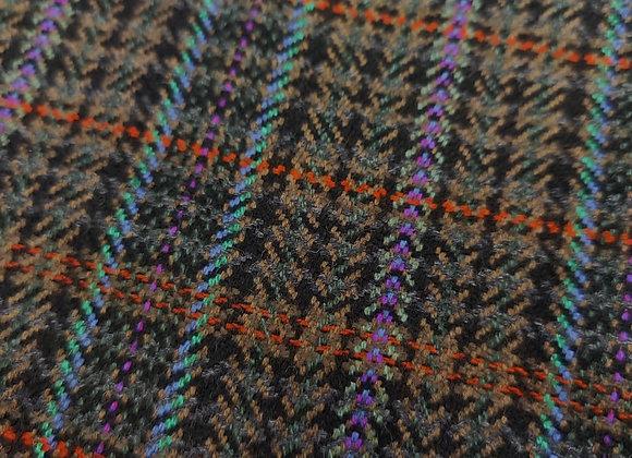 Tartan Wool - 0.80m piece