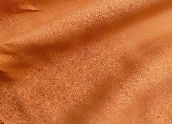 Orange Irish Linen