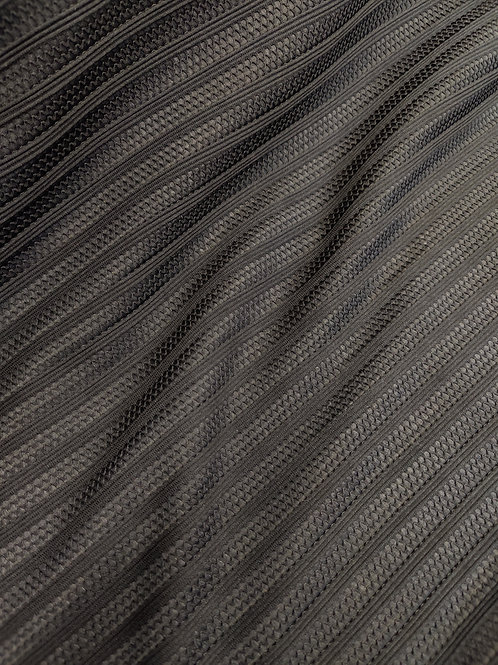 Black Poly Bonded lace