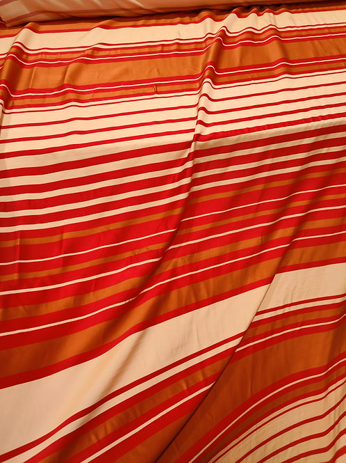 Striped Viscose - Alice Temperley