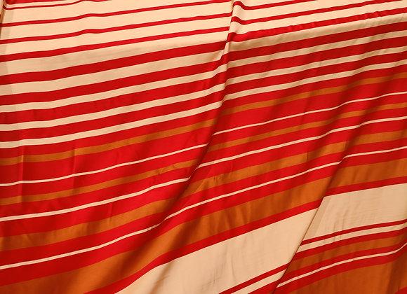 Striped Viscose Silk - Alice Temperley