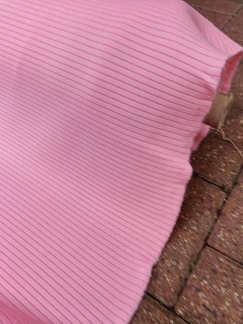 Pretty Pink Striped Scuba