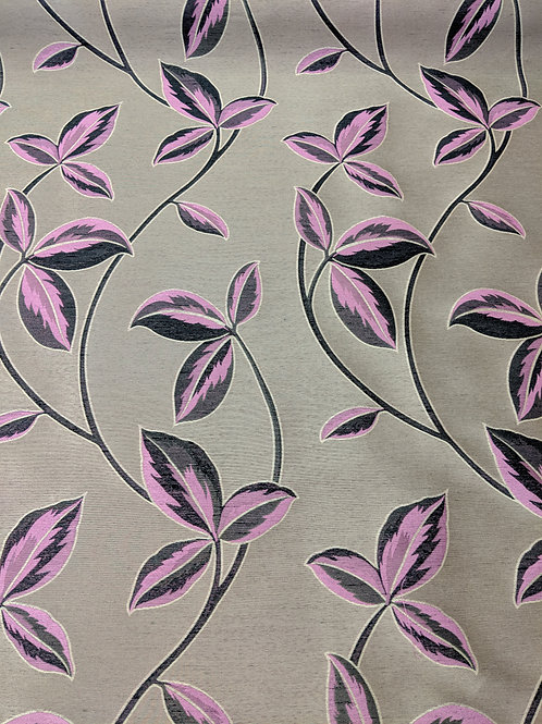 Floral Stalk Upholstery Fabric