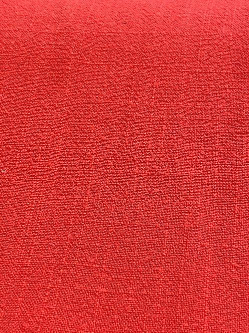 Coral Cotton Linen