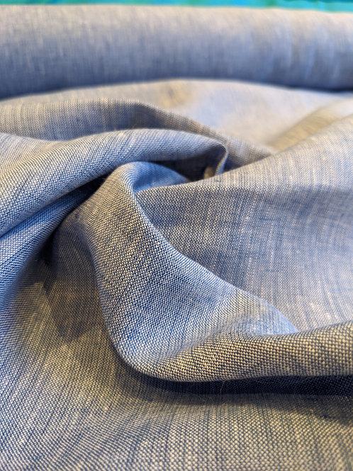 Light Blue 100% Irish Linen