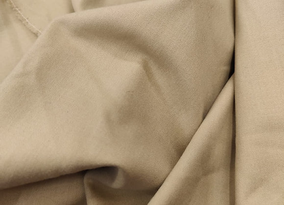 Beige Suiting Fabric - 2.35m piece