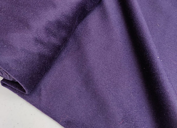 Purple 100% Wool