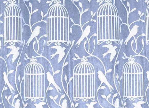 """SONGBIRD 24"""" Drop Net Curtain"""