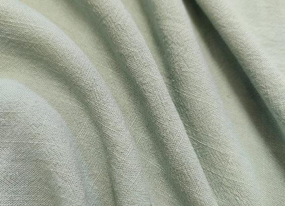 Cloud Blue Viscose Linen