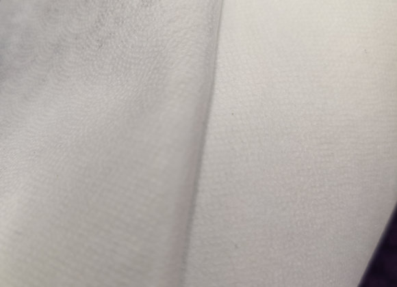 Lightweight Interfacing white