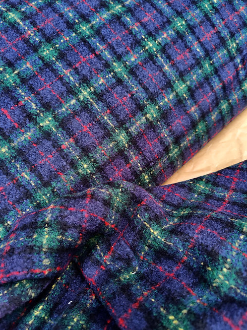 Tartan Poly-Wool