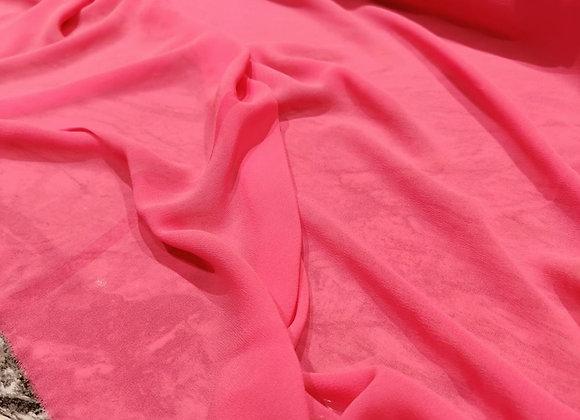 Pink 100% Silk Crepe - Alice Temperley