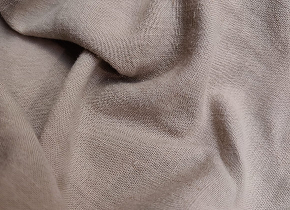Stone Viscose Linen